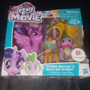 My Little Pony Twilight Sparkle & Spike the Dragon